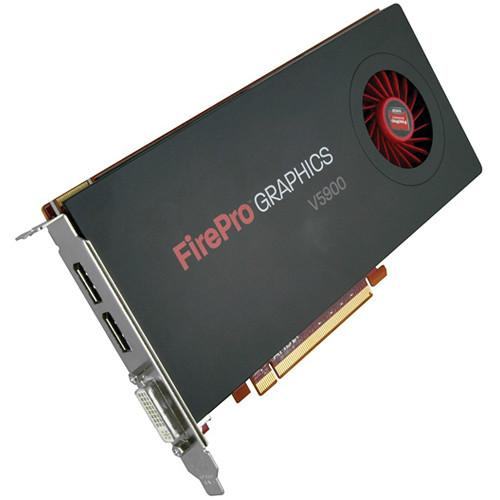 AMD FirePro V5900 Professional Graphics Card 100-505843