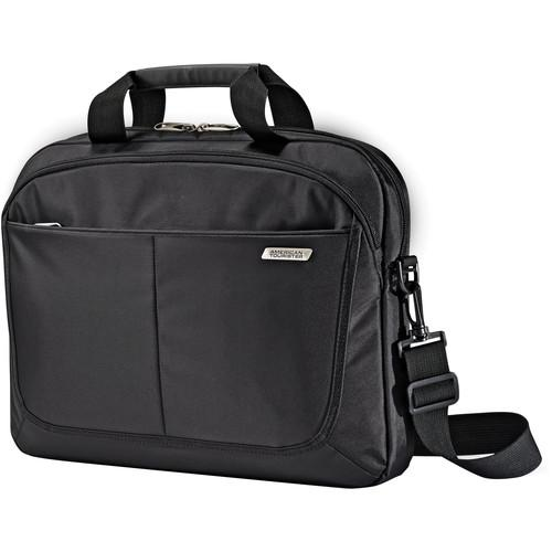 American Tourister  Slim Brief (Black) 61327-1041