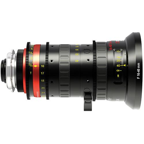 Angenieux 16-40mm Optimo Style Zoom Lens with PL 16-40 OPTIMO