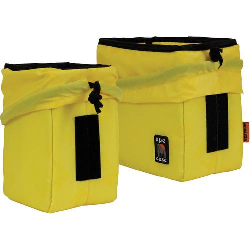 Ape Case Cubeze QB41 Flexible Storage Cube (Yellow) ACQB41