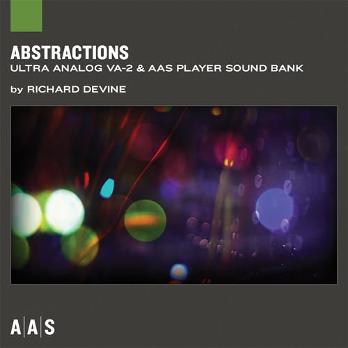 Applied Acoustics Systems Abstractions - Ultra Analog AA-ABT