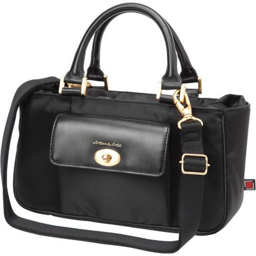 Artisan & Artist 3WC-PO014 Camera Bag (Black) AA3WCPO014BLK
