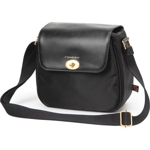 Artisan & Artist 3WC-PO015 Camera Bag (Black) AA3WCPO015BLK