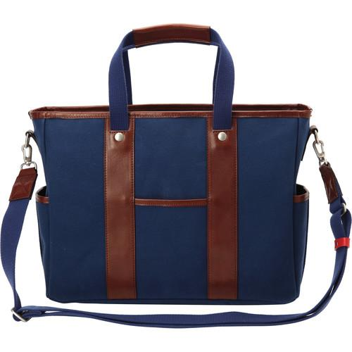 Artisan & Artist COV-7000ES Camera Bag (Navy Blue)