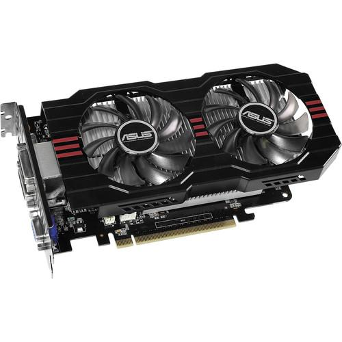 ASUS NVIDIA GeForce GTX 750 Ti Graphics Card GTX750TI-OC-2GD5