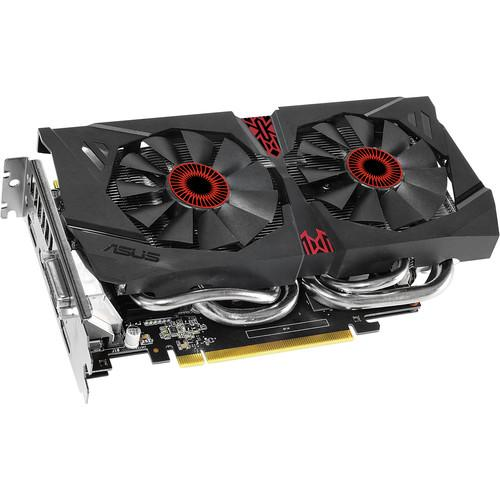 ASUS Strix GeForce GTX 960 Graphics Card STRIX-GTX960-DC2OC-2GD5