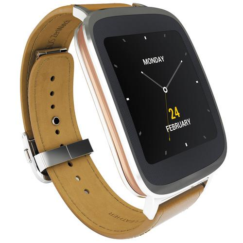 ASUS ZenWatch Android Wear Smartwatch 90NZ0011-M00090