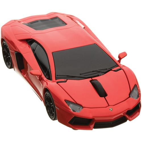 Automouse Lamborghini Aventador 2.4 GHz Wireless 95901W-ORANGE