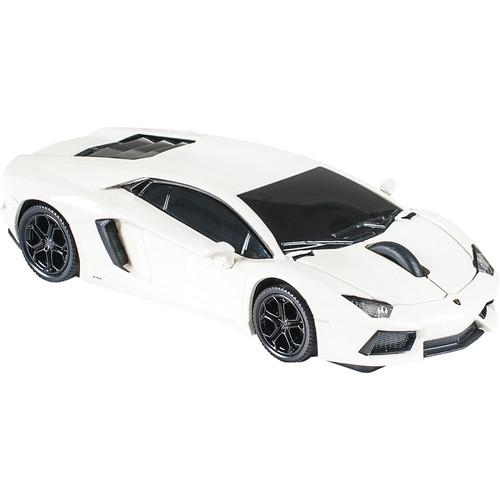 Automouse Lamborghini Aventador 2.4 GHz Wireless 95901W-WHITE