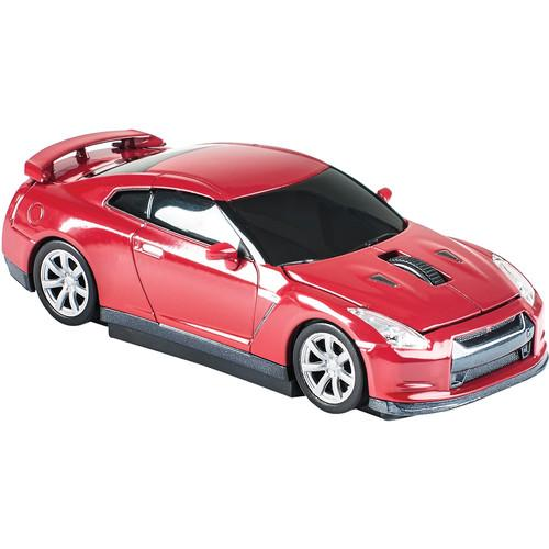 Automouse Nissan GTR (R35) 2.4 GHz Wireless Mouse 95906W-RED