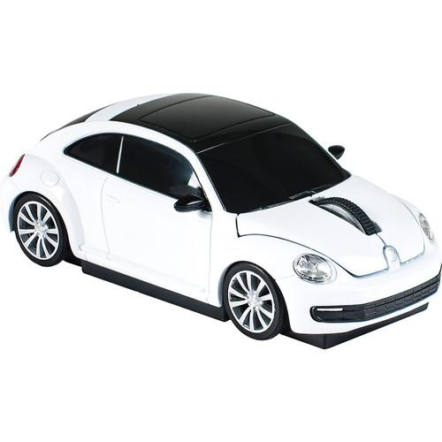 Automouse VW The Beetle 2.4 GHz Wireless Mouse 95911W-WHITE