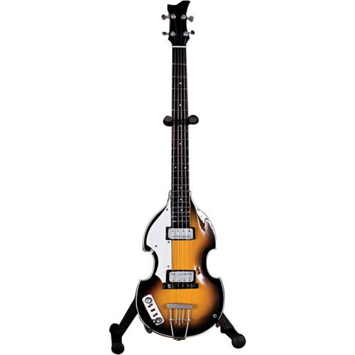 AXE HEAVEN Paul McCartney Original Violin Bass Miniature PM-025
