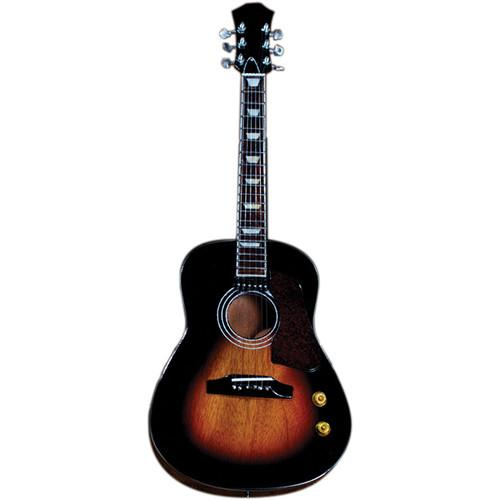 AXE HEAVEN Vintage Sunburst Finish Acoustic Miniature AC-002
