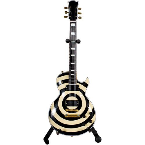 AXE HEAVEN Zakk Wylde Signature Cream Bullseye Miniature ZW-007