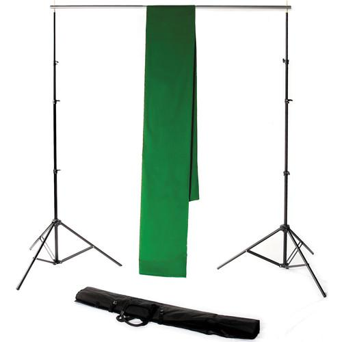 Backdrop Alley STDKT-12G Studio Stand with Chroma-Key STDKT-12G