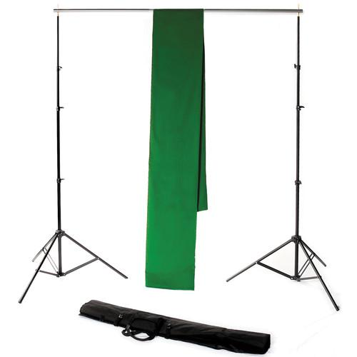 Backdrop Alley STDKT-24G Studio Stand with Chroma-Key STDKT-24G