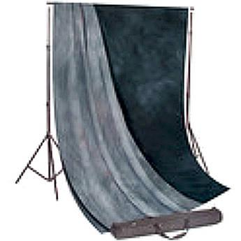Backdrop Alley Studio Kit with Stand and 10 x 12' STDK-12AN