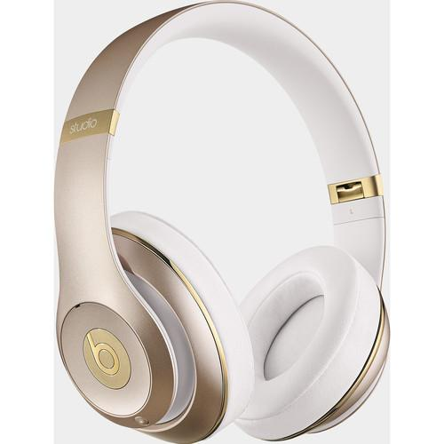 Beats by Dr. Dre Studio Wireless Headphones (Gold) MHDM2AM/A