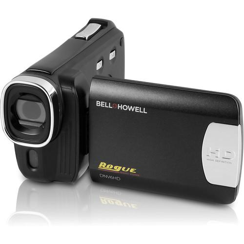 Bell & Howell Rogue DNV6HD 1080p HD Night Vision DNV6HD-BK