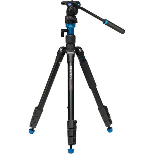 Benro Aero 2 Video Travel Angel Tripod Kit A1883FS2C