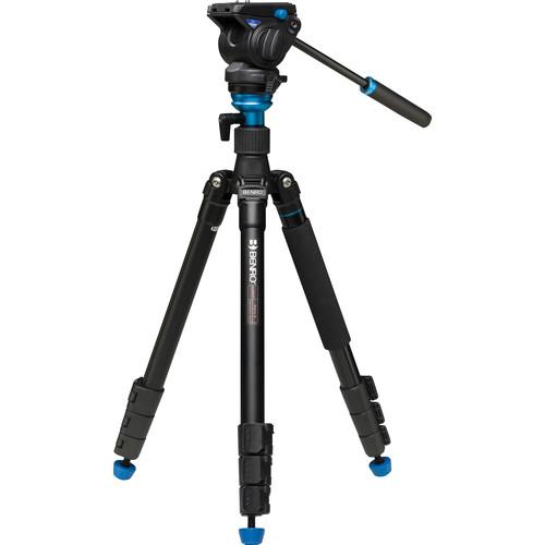 Benro Aero 4 Video Travel Angel Tripod Kit A2883FS4