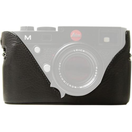 Black Label Bag Half Case for Leica M Type 240 and M-P BLB306BLK