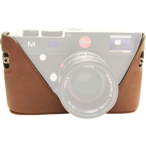 Black Label Bag Half Case for Leica M Type 240 and M-P BLB306DBR