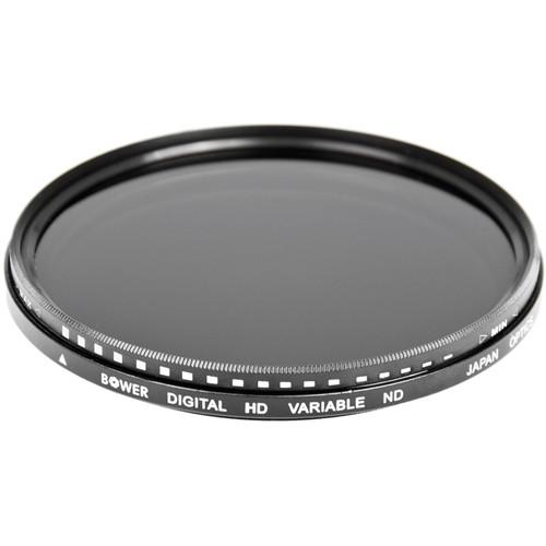 Bower  82mm Variable Neutral Density Filter FN82