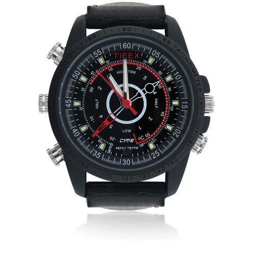 BrickHouse Security HD Water-Resistant Spy Watch 166-4G-HD-WATCH