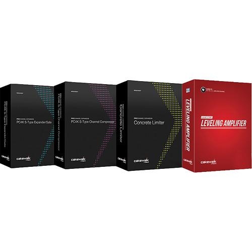 Cakewalk ProChannel Pack - ProChannel Modules 10-ODPM1.00-R0CE