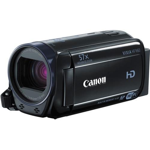 Canon 8GB VIXIA HF R60 Full HD Camcorder 0279C001