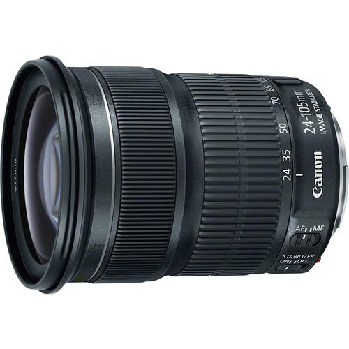 Canon  EF 24-105mm f/3.5-5.6 IS STM Lens 9521B002