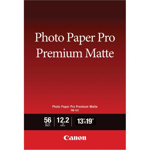 Canon PM-101 Photo Paper Pro Premium Matte 8657B010