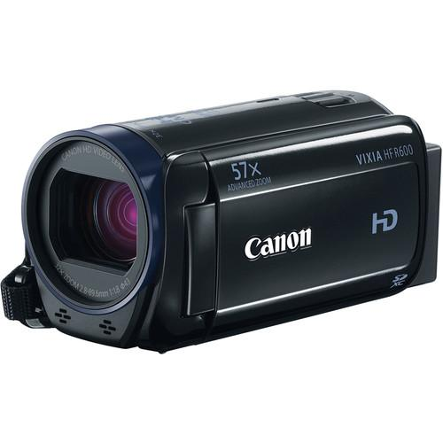 Canon VIXIA HF R600 Full HD Camcorder (Black) 0280C001