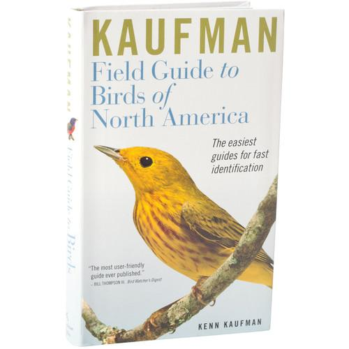 Celestron Book: Kaufman Field Guide to Birds of North 93882