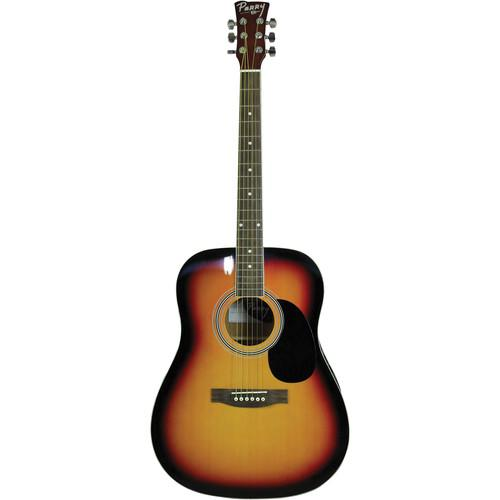 ChordBuddy Perry Adult Dreadnought Acoustic Guitar PD1-VB