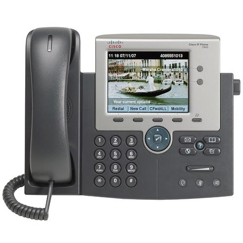 Cisco  7945G Unified IP Phone CP-7945G