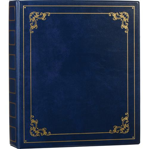 ClearFile Luxury Oversize Unpadded Album (Blue) 850000D