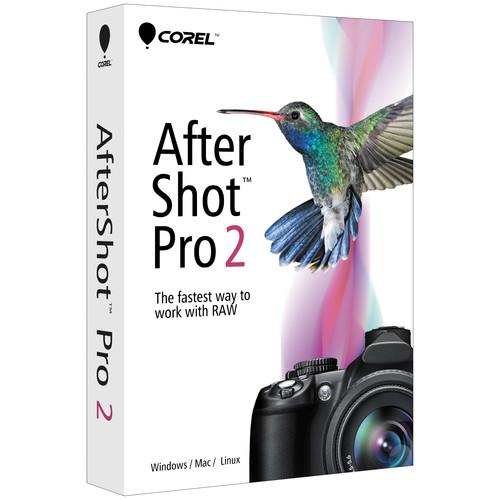 Corel AfterShot Pro 2 (Card with Activation Code) ASP2MLAMCARD