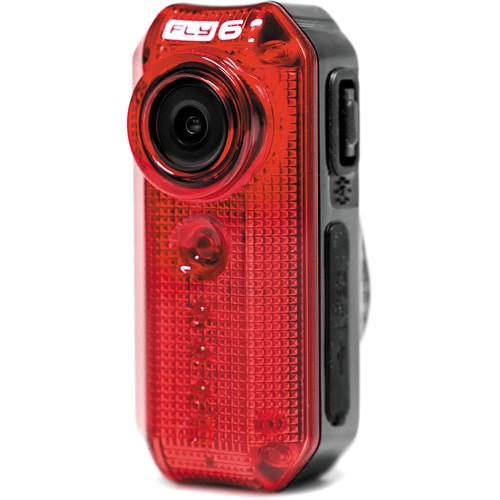 Cycliq Fly6 LED Tail Light with Built-in HD Camera F68GB