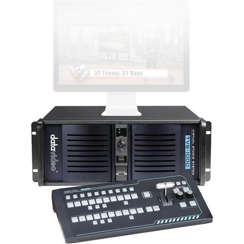 Datavideo TVS-1000 Trackless Virtual Studio System TVS-1000