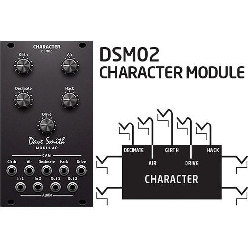 Dave Smith Instruments DSM02 Character Module DSI-4001
