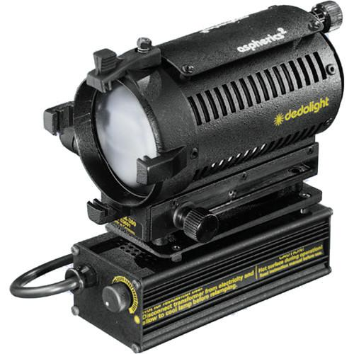 Dedolight DLHM4-300E 150W Light Head with DMX DLHM4-300E-DMX
