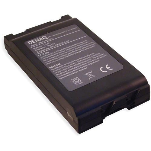 Denaq DQ-PA3191U-6 6-Cell Li-Ion Battery for Select DQ-PA3191U-6