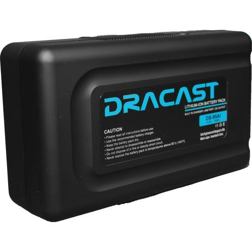Dracast 95Wh Lithium-ion Battery (Gold Mount) DR-95-AI