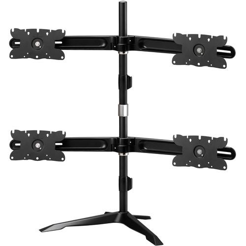 Dyconn Albatross Quad-Display Monitor Mount DE734S-S