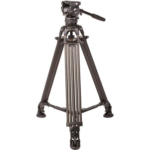 E-Image GH06 Head with 2-Stage Carbon Fiber Tripod Legs EG06C2