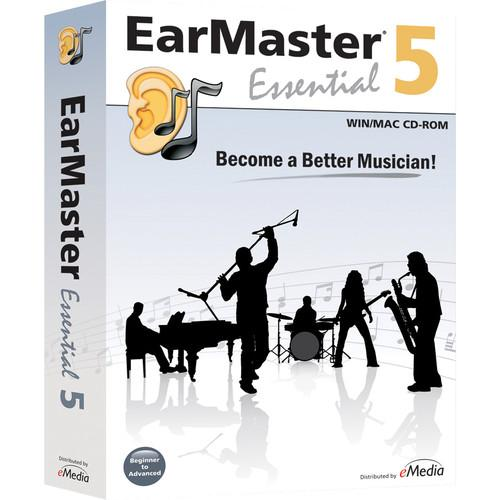 EarMaster EarMaster 5 Essential - Sight-Singing and Ear EM04091