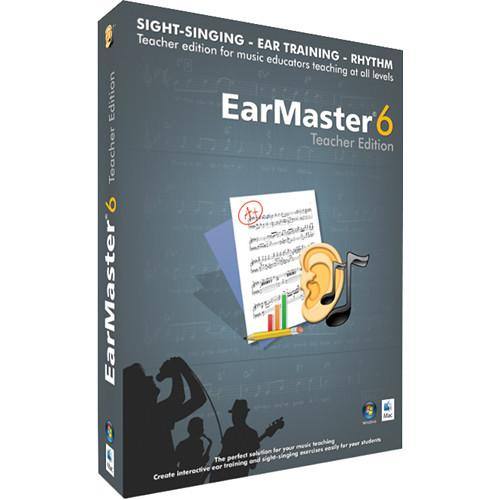 EarMaster EarMaster Pro 6 - Sight-Singing and Ear EM11122