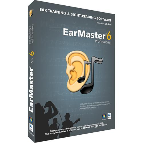 EarMaster EarMaster Pro 6 - Sight-Singing and Ear EM11124